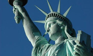 image of the Statue of Liberty links to FAQ page